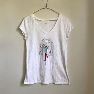 LOFT Ferris Wheel Burnout Tee